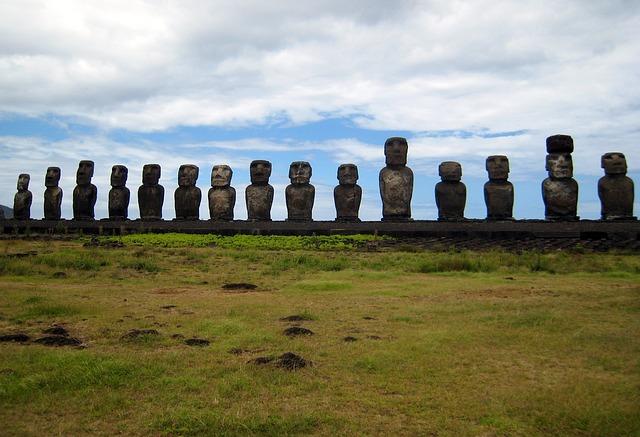 Остров Пасхи: статуи, история, население, интересные факты, достопримечательности и тайны