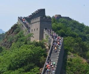 Великая китайская стена – символ стойкости и непобедимости китайского народа