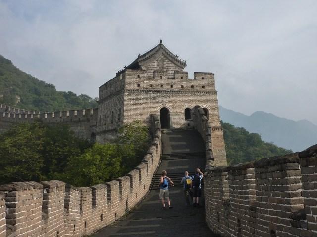 великая китайская стена длина