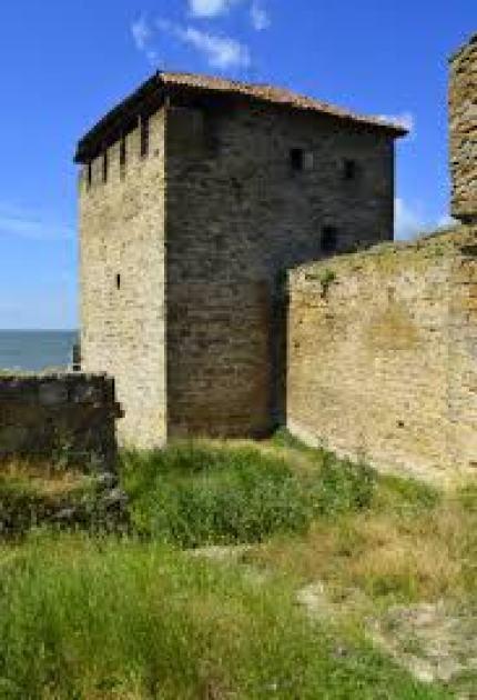 Аккерманская крепость башня пушкина