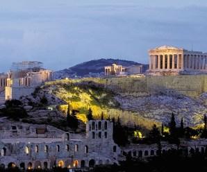 Афинский Акрополь: описание, памятники, экскурсии