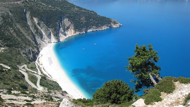 ионические острова греция