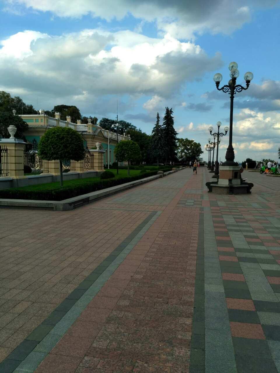 Мариинский дворец в Киеве: фото, история, архитектура