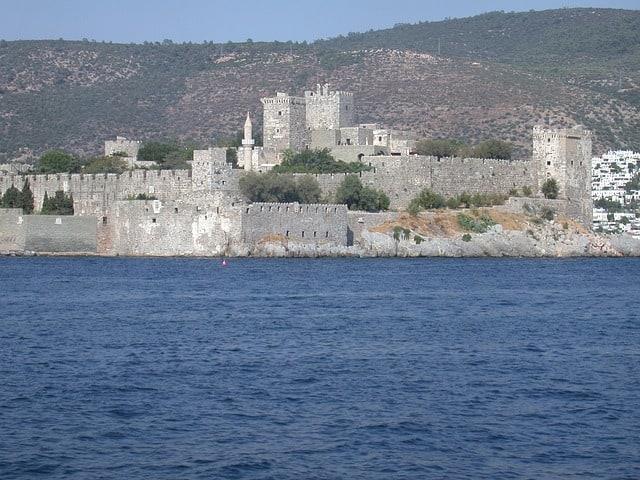 Крепость Святого Петра. Бодрум