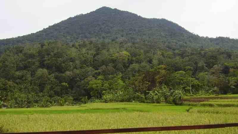 Как гора пирамидой стала. Индонезийские тайны вызывают споры ученых