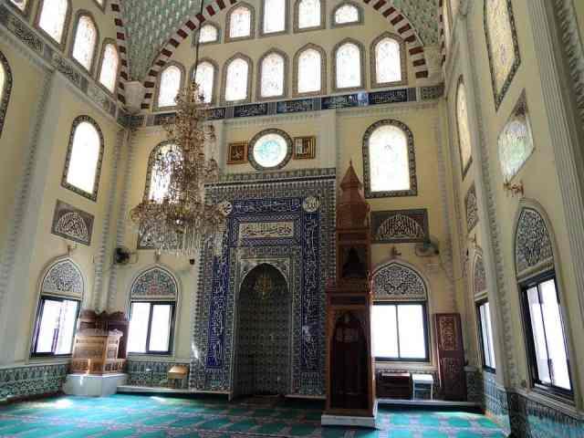 мечеть в измире турция