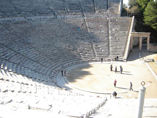 Эллинский фестиваль в Греции