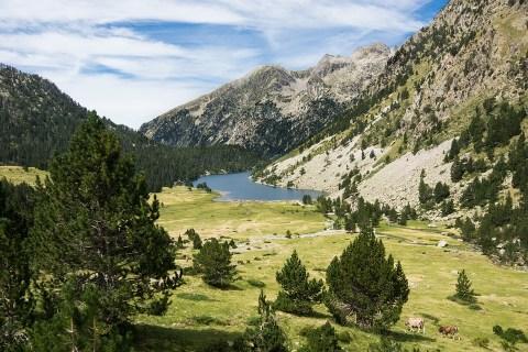 горы Пиренейского полуострова