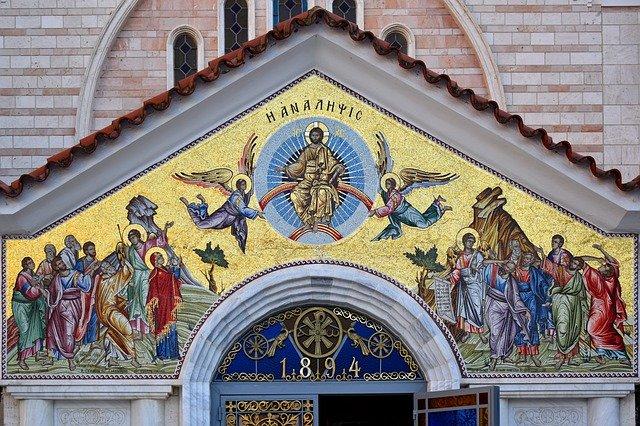 Святые православные места в Греции