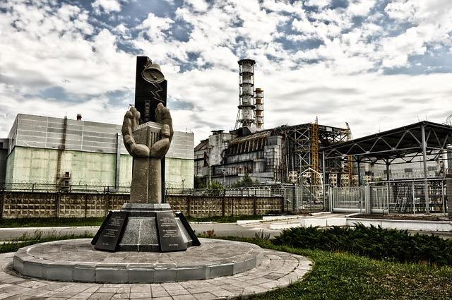 Мрачный туризм в Чернобыле