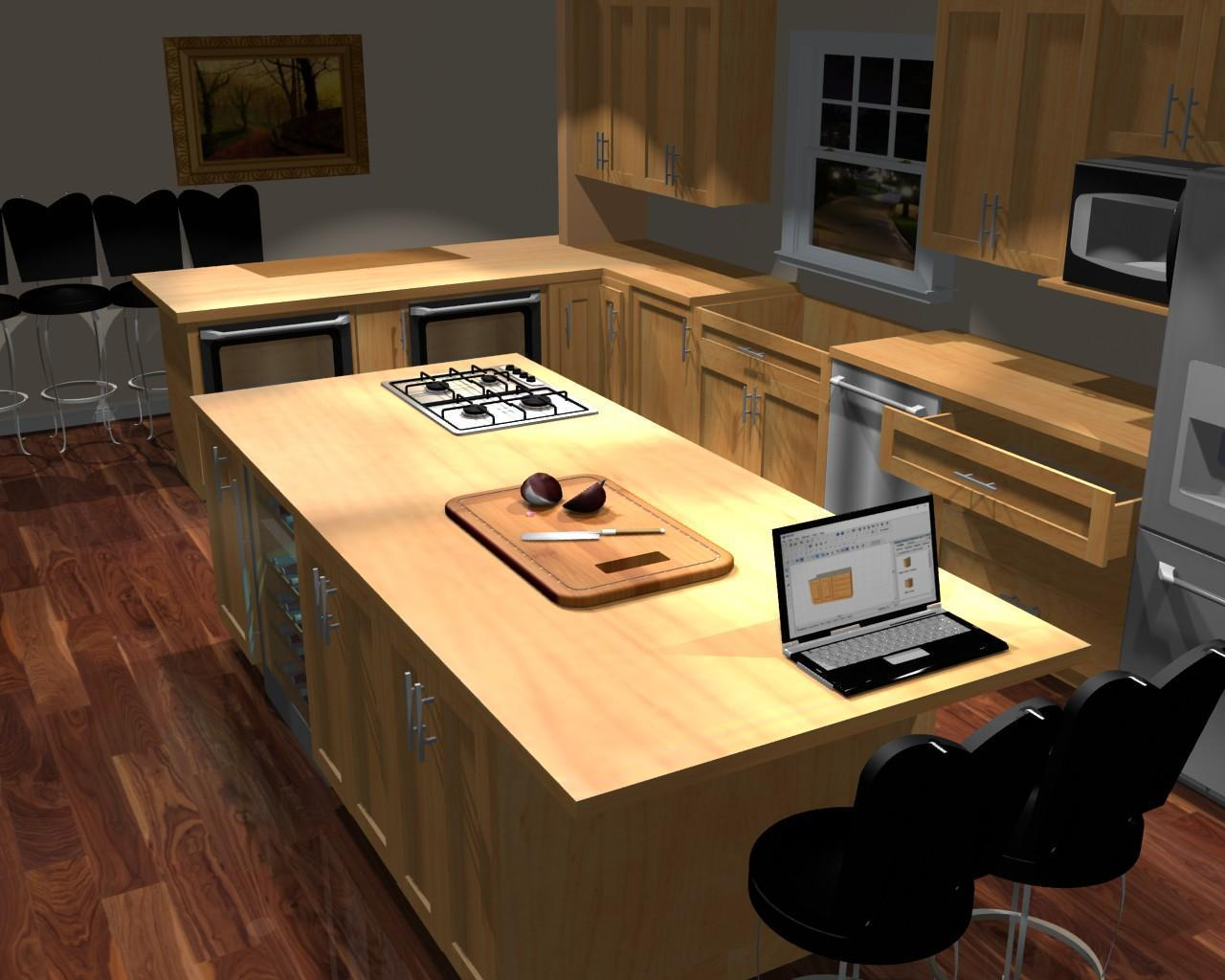 Pro Kitchen Design Program