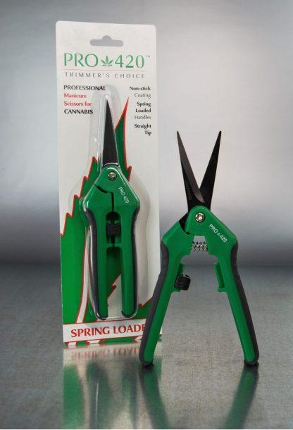 PRO 420 Spring Loaded Scissors