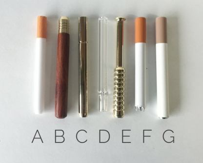 """3"""" One Hitter Pipes"""