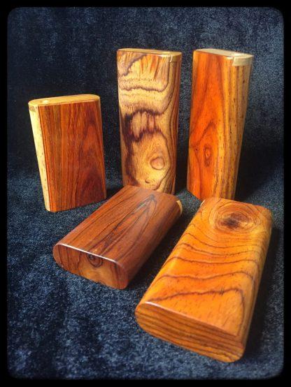 Cocobolo Wood Dugouts