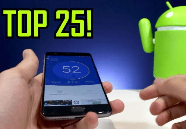 25 mejores apps Android 2017