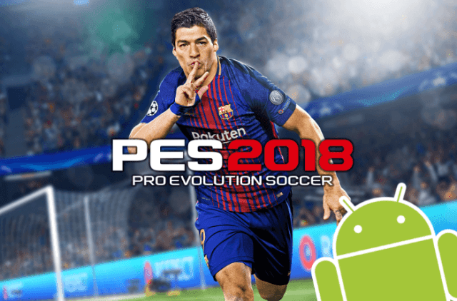 PES 2018 para Android