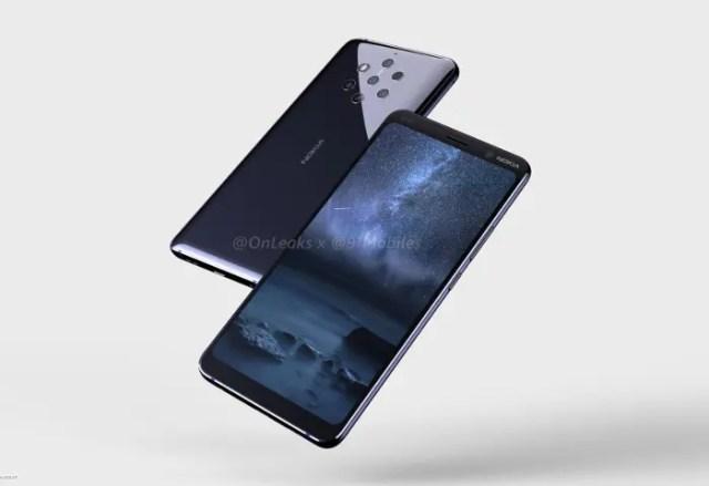Ya es oficial, el Nokia℗ 9 se presentará en el Mobile World Congress 2019