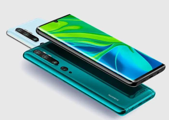 Xiaomi Mi Nota 10