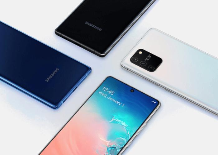 Offerta Samsung Galaxy S10 Lite