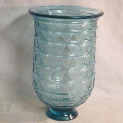 daum nancy important vase art deco 1930