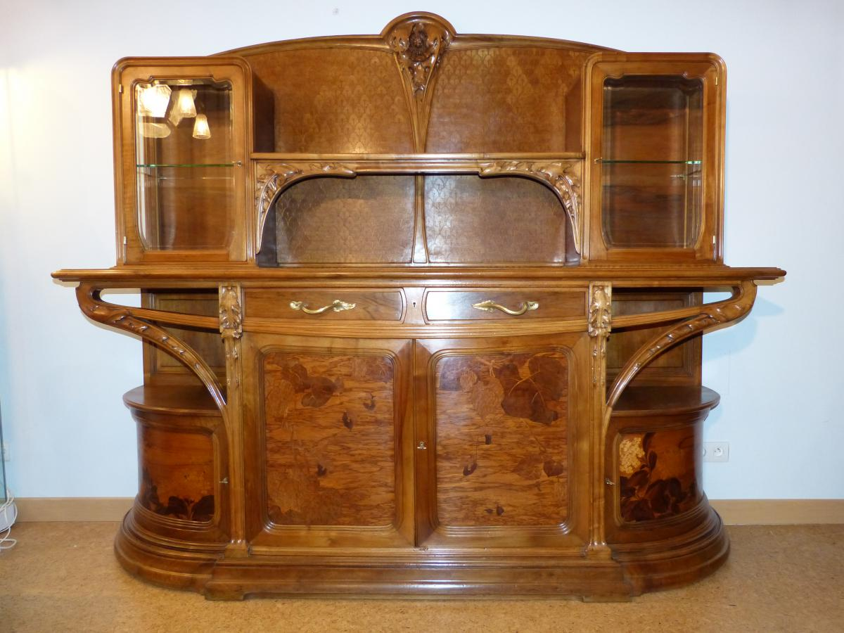 louis majorelle le magazine de proantic. Black Bedroom Furniture Sets. Home Design Ideas
