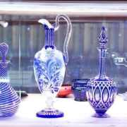 La grande place -Musée du cristal Saint Louis