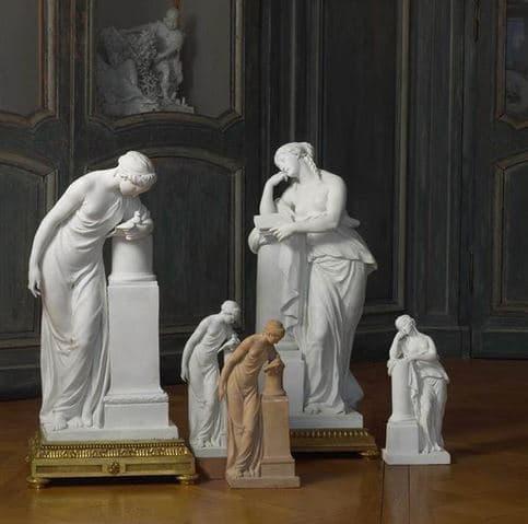 La Manufacture des lumières. La sculpture à Sèvres de Louis XV à la Révolution