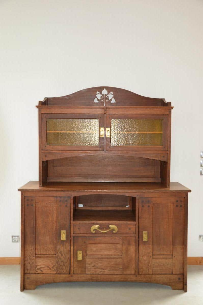 le mouvement arts crafts le magazine de proantic. Black Bedroom Furniture Sets. Home Design Ideas