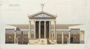 Pompéi à travers le regard des artistes français du XIXe siècle