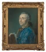 """""""Jean Baptiste Perronneau,  un portraitiste de génie dans l'Europe des Lumières"""