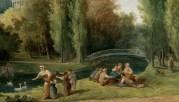 Hubert Robert et la fabrique des jardins