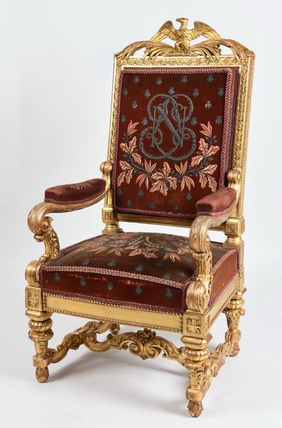 Les deux empereurs : Napoléon Ier et Napoléon III -