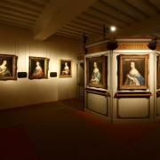 La galerie des beautés de Louis XIV. Collection de Versailles à Bussy-Rabutin