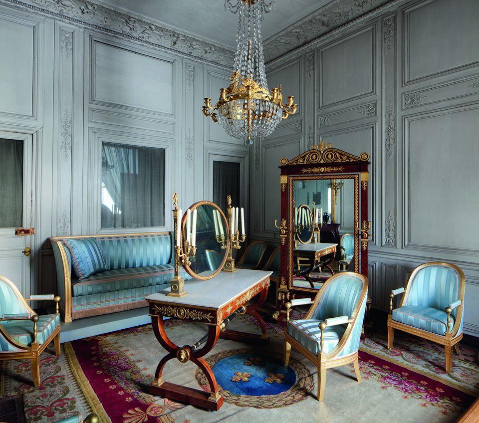 les Petits Appartements de Napoléon Ier et de l'impératrice Joséphine – Le  Magazine de Proantic