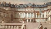 Les derniers feux du palais de Saint-Cloud