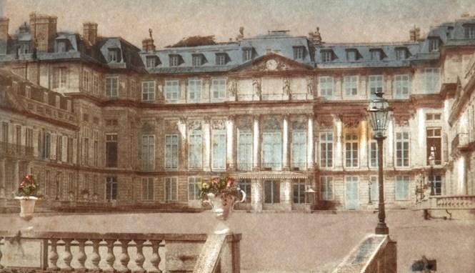 Les derniers feux du palais de Saint-Cloud – Le Magazine de Proantic