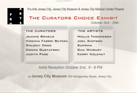 Curators' Choice Exhibit