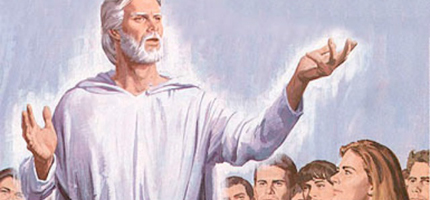 Mormon Heavenly Father