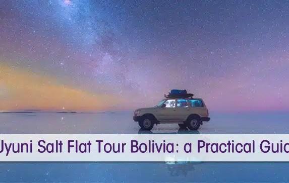 Uyuni Salt Flats Tour Bolivia: a Practical Female Travelers Guide
