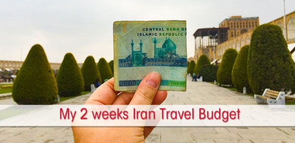 Money in Iran can be confusing. You need to bring your whole Iran travel budget in cash so I share my 2 weeks Iran travel budget to help you calculate your costs. I break it down into a daily travel budget for Iran so you will know what the travel costs will be in Iran.