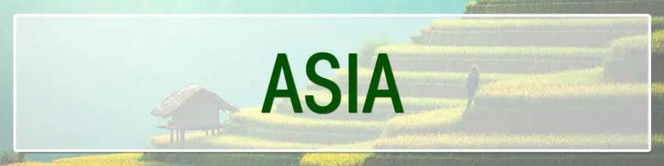 Travel to Asia