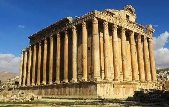 10 Remarkable Roman Ruins in Lebanon everyone must visit