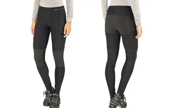 Abisko Trekking Tights – Perfect Hiking Legging for Women