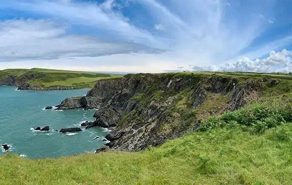 Hiking Fishguard to Newport – Pembrokeshire Coast Path