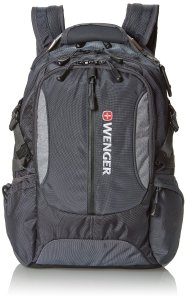 1. Wenger Laptop Computer Backpack