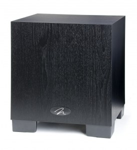 5. MartinLogan Dynamo 300 Home Theater and Stereo Subwoofer