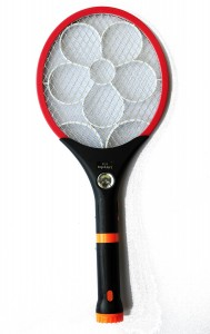 6. Electric LED Bug Fly Mosquito Zapper Swatter Killer Control