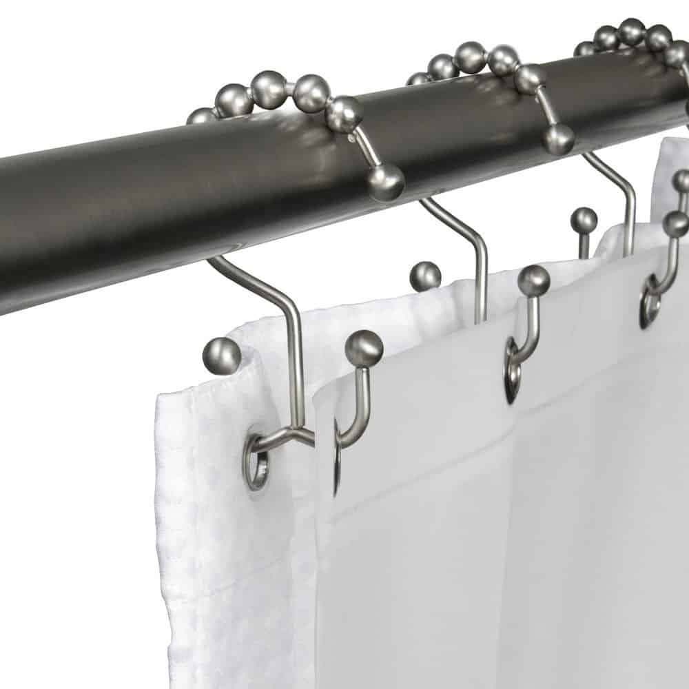 Top 10 Best Shower Curtain Rings Reviews In 2017