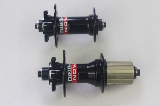 Novatec D711 and 712