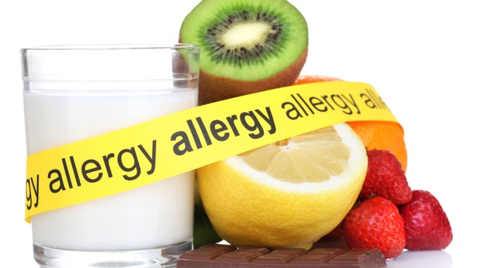 curing food allergies